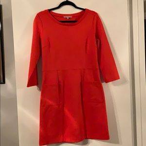 Reds dress from gap